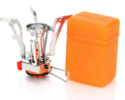 AOTU Portable Camping Stoves Backpacking Stove with Piezo Ignition ,Stable Suppo $30.00