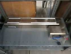 Adept Technology, Linear Motion Servo Actuator, L12040s20b0m400p200, Used
