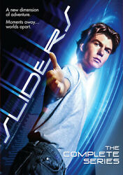 Sliders The Complete Series [new Dvd]