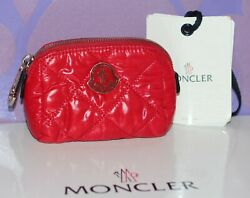 Moncler Coin Accessories Cosmetic Beauty Organizer Pouch Wallet Purse Travel Bag