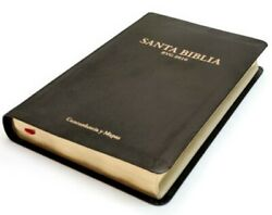 Rvg 2010 Bible - Center Reference Bonded Leather Edition   Spanish
