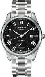 Longines Master Collection Power Reserve Men's Watch L2.908.4.51.6