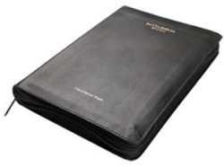 Rvg 2010 Bible - Pocket Size With Zipper Edition   Leather   Spanish