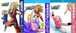 Dragonball Z Kai Anime Series Complete Uncut Final Chapters 1-3 New Blu-ray Set