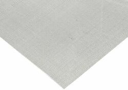 304 Stainless Steel Woven Mesh Sheet Unpolished Mill Finish Astm E2016-new