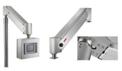 Hoffman Syspend Vhds36 Stainless Steel Vhds 36 Motion/pendant Arm