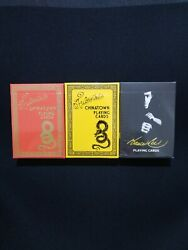 Fultons Chinatown Game Of Death/bruce Lee Playing Cards