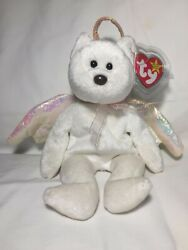 Halo Beanie Baby 1998 Brown Nose