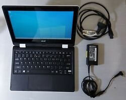 Acer Aspire R3-131t C1ew Touch Intel 3165ngw Anatel Laptop With Charger N3050
