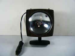 Vintage Vehicle Hand Spotlight No.18 Yankee Metal Products Tested and Working