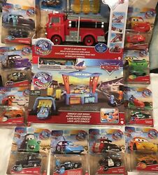 Disney Pixar Cars Colour Changers Change Color Carded New 155 Toy Movie Film