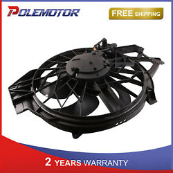 Radiator Cooling Fan Assembly For 2001-04 Ford Mustang V8 4.6l Fo3115120 620-650