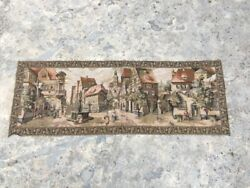 12179 Antique Tapestry Romantic Wall Hanging Medieval Home Dandeacutecor Tapestry 2x5