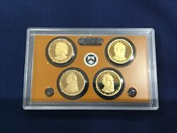 2011-s Presidential Dcam Proof Dollar 4 Coin Set Lot Of 4 Sets E7828