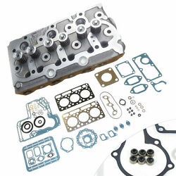 D850 D950 Complete Cylinder Head Loaded And Full Gasket For Kubota Tractor K/b/f