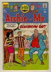 Archie And Me 24 - October 1968 Archie Comics - Very Good 4.0