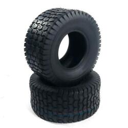 1 Pair 23x10.5-12 4 Ply Lawn Mower Golf Cart Tires Replacement Rubber Tires P512