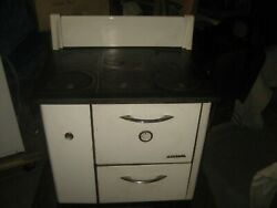 Antique Kenmore Wood Burning Cook Stove
