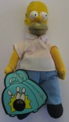 Homer And Maggie Burger King The Simpson's Dolls