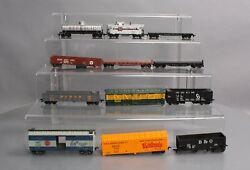 Mantua Rivarossi Varney And Other Ho Scale Assorted Freight Cars [12]