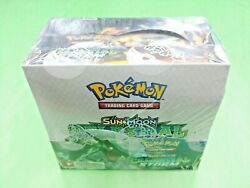 Pokemon Sun And Moon Celestial Storm Card Game - Sealed Booster Box - 36 Packs