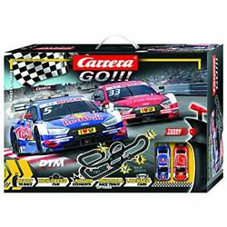Go 62480 Dtm Master Class Electric Powered Slot Car Racing Kids Toy Race Track..