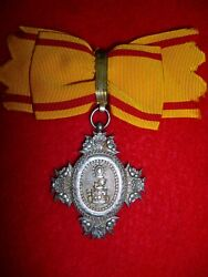 Japan, Empire, Order Of The Sacred Crown Medal, 8th Class Badge