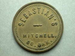 Mitchell S.d. Sebastianand039s 5andcent Token
