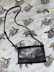 Black Crossbody Michael Kors Purse $135.00