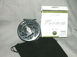 Proberos Game Trout Salmon Fly Fishing Reel And Shakespeare Line Combo 9/10