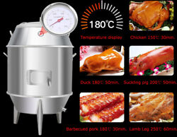 Commercial Stainless Steel Roast Duck Oven Kitchen Tools Cooking Thermometers Us