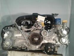 Engine 2014 2015 14-15 Subaru Forester 2.5l 4cyl Motor Only 13k Miles Pzev