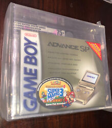 New Gameboy Advance Console Gba Sp Starlight Gold Toysand039r Us + Super Mario Bros 3