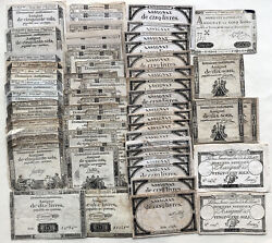 Collection Of Over 510 World Paper Money Notes With Valuable And Vintage Specimens