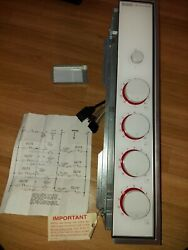Jenn-air Cooktop Control Board Assembly 205512 Cp220w Serial 11645133km New