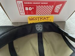 2017 Worn1x Farmers Market Hawaii Snap W/ Og Box And16 Patches Included Fitted Kū