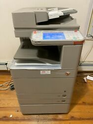 Slightly Used Canon Imagerunner Advance C5250 Color Copy, Print, Scan