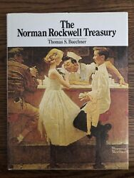 The Norman Rockwell Treasury Hardcover