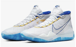 Nike Zoom - Kevin W Durant 12th Edition 2019 -2020 Size 12 Game Royal -white Nwt