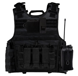 Level Iii Armor Plate Setplate Carriertrauma Padstriple Ar And Pistol Mag Pouch
