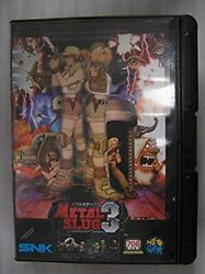Metal Slug 3 Neo Geo Snk Retro Video Game Rom Tested Working From Japan Dhl F/s