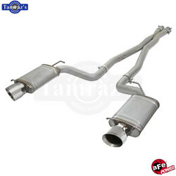 Afe Power Mach Force-xp 3 304 Cat-back Exhaust System For 09-15 Cts Polished