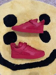 Louis Vuitton X Kanye West Dons Red Yeezy Lv Size Us 9 10 100 Authentic