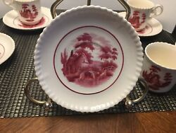 Copeland Late Spode Made In England Demitasse Cups And Saucers 10