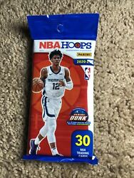 2020-2021 Nba Hoops Fat Pack Hot 🔥 Brand New- Ships Quick