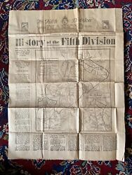 The Fifth Division Diamond Weekly News Of The Red Diamond Luxembourg Wwi Militar