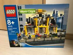 Lego World City Grand Central Station 4513 In 2003 New Sealed Retired