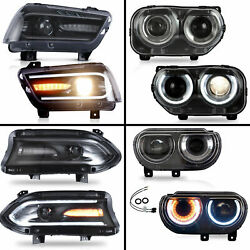 Find Your Customized Led Headlights For Dodge Vehicles Inside This Listing