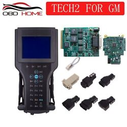 Tech2 Diagnostic Tester Scanner Tool For Gm And 32mb Sd Card Vcitis 2000 Software