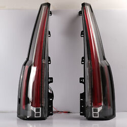 Free Shipping To Pr For 15-20 Chevrolet Tahoe Escalade Style Led Clear Taillight
